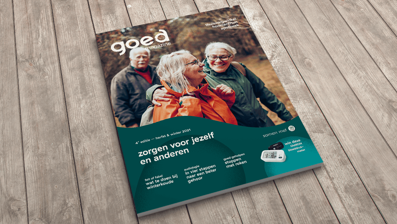 Ontdek ons Goed magazine herfst-wintereditie