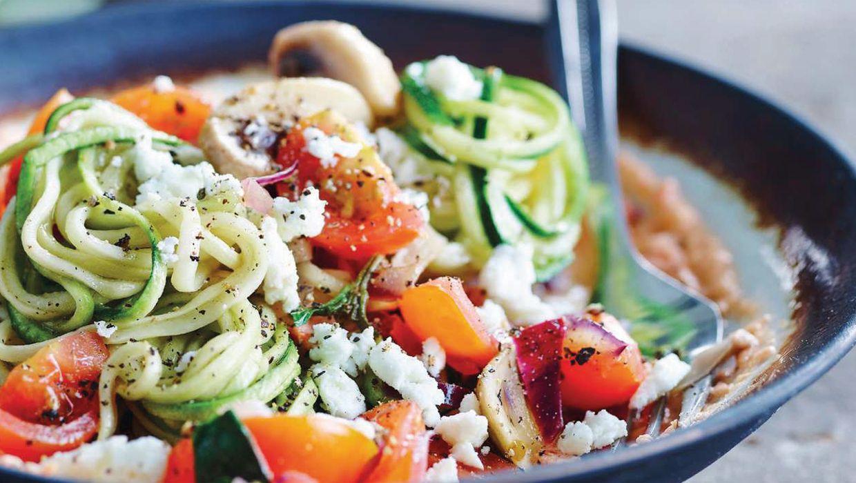 eet lekker, eet gezond, eet afwisselend