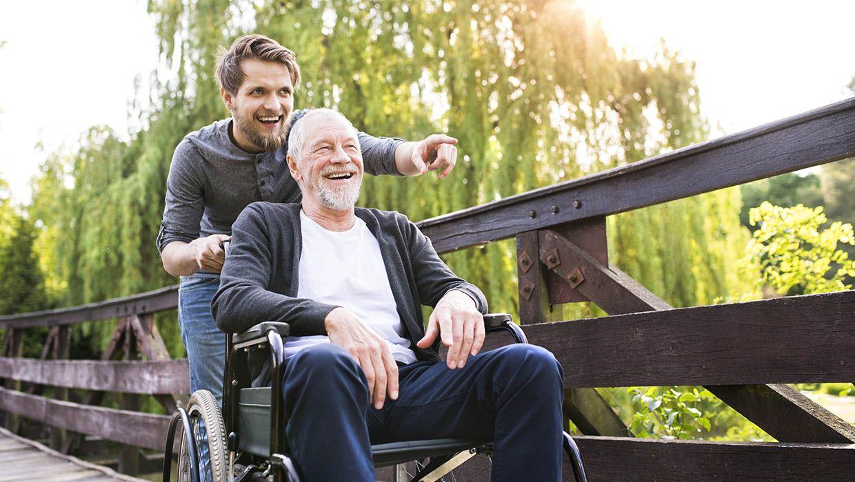 op pad met je gehuurde rolstoel