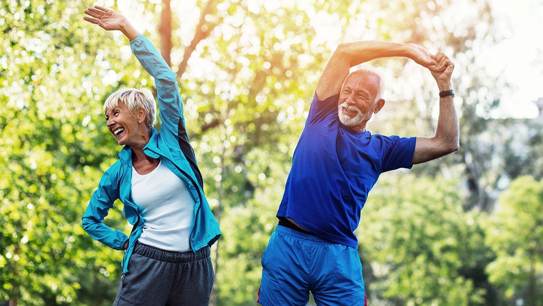 sporten zonder zorgen met hooikoorts