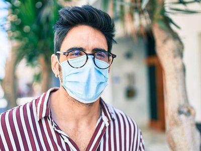 bril en mondmasker? 5 tips tegen het aandampen van je brilglazen!