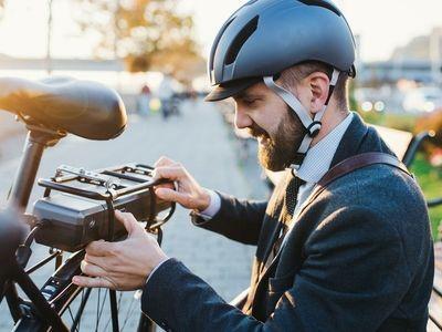 op weg met je elektrische fiets