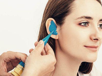 hoe worden oordoppen op maat gemaakt?