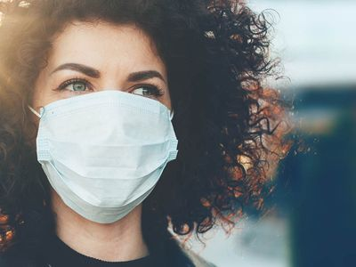 mondmaskers, het nieuwe normaal
