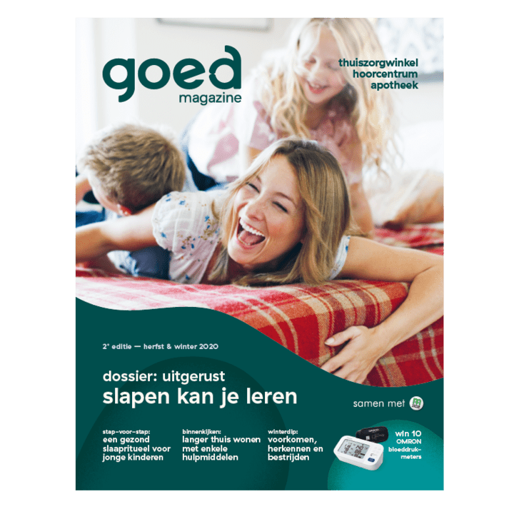 Goed magazine herfst-winter 2020