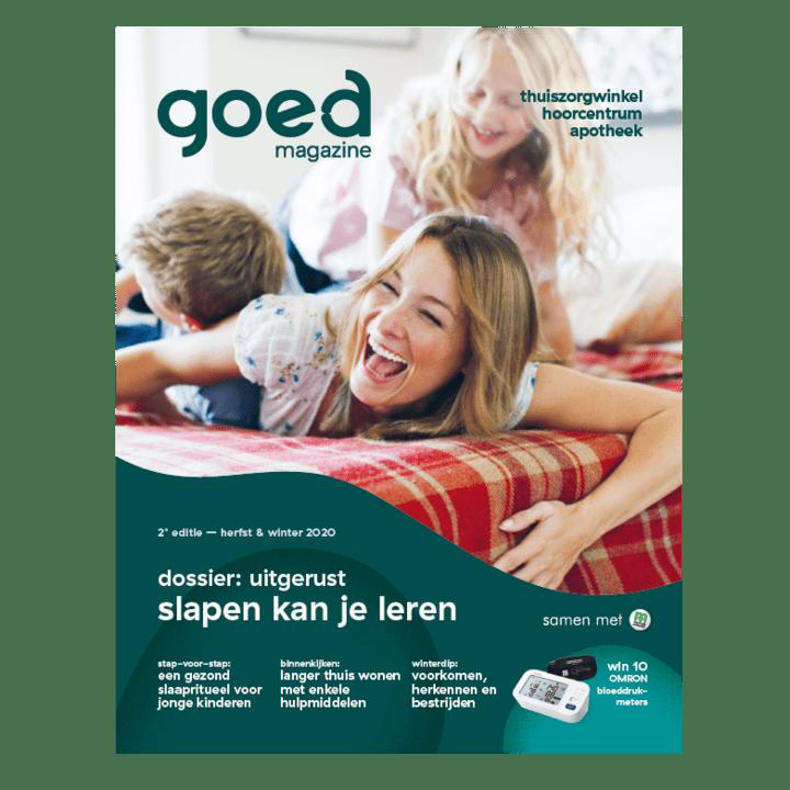 Goed magazine herfst-winter 2020