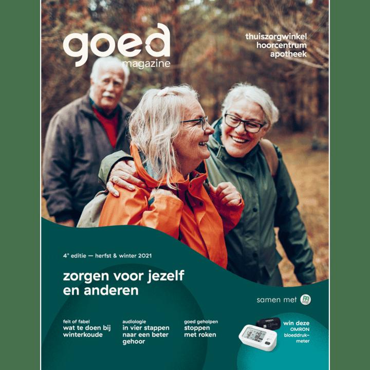 Goed magazine herfst-winter 2021