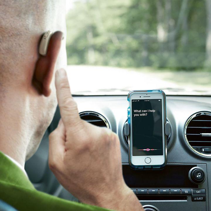 Nieuwe Tap Control voor eenvoudige toegang tot Bluetooth® functionaliteit.