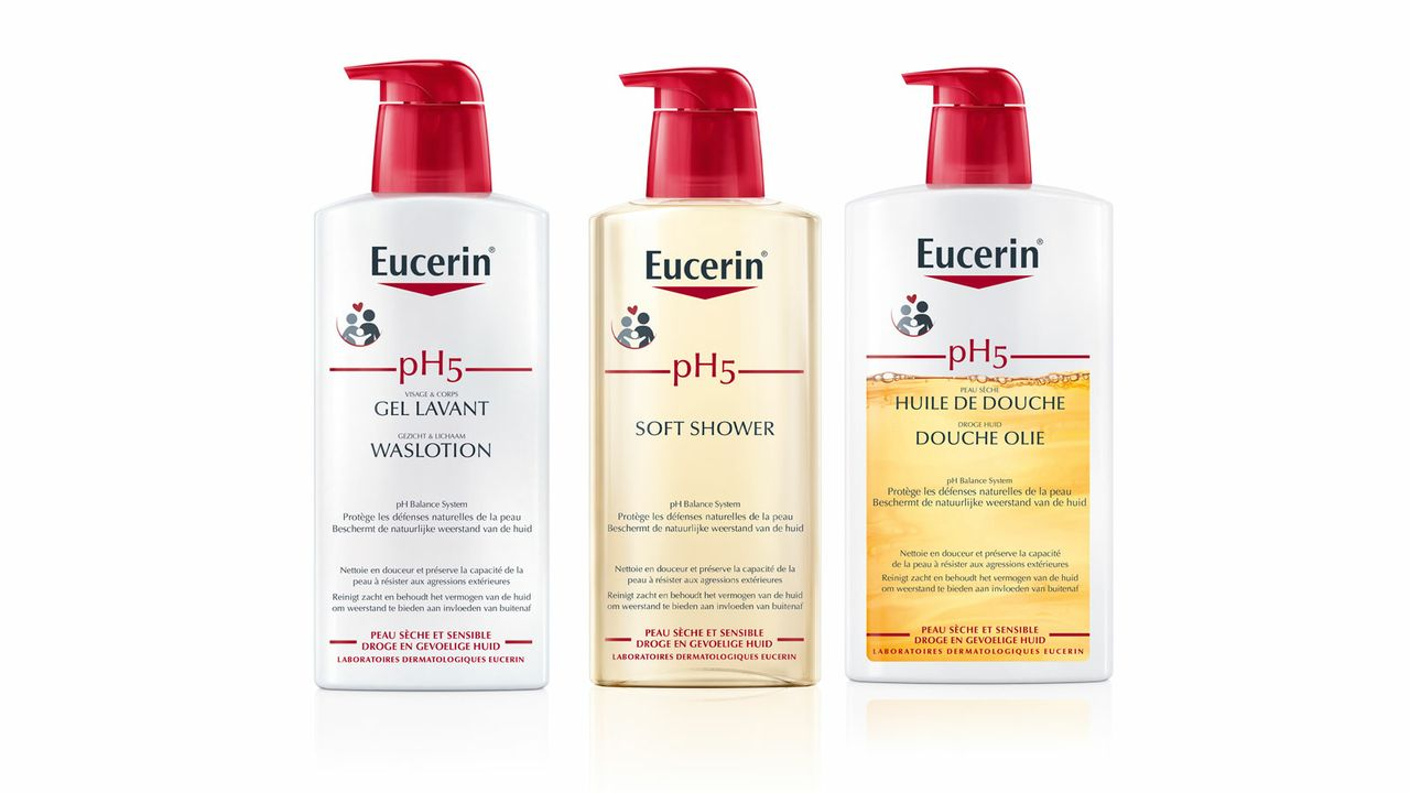 Eucerin pH5 cleansing