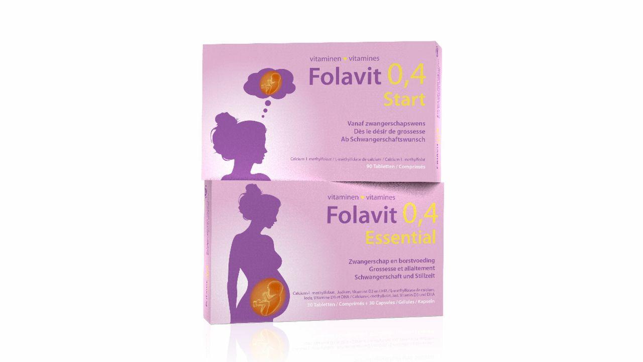 Folavit 0,4 Start of Essential