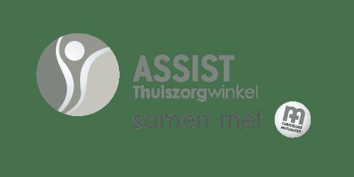 logo-assist-thuiszorgwinkel-b&w